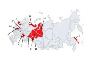 Дотационные регионы в России и их рейтинг