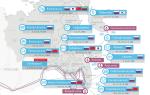 Территории и города опережающего развития в России