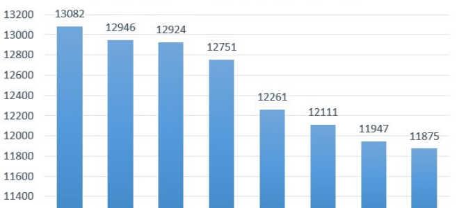 Количество инвалидов в России и размер ЕДВ