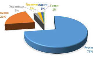 Население города Сочи