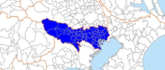 Сколько жителей в токио